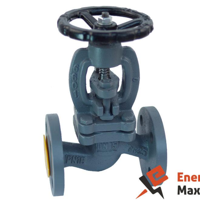 Трубопроводная арматура вентиль запорный