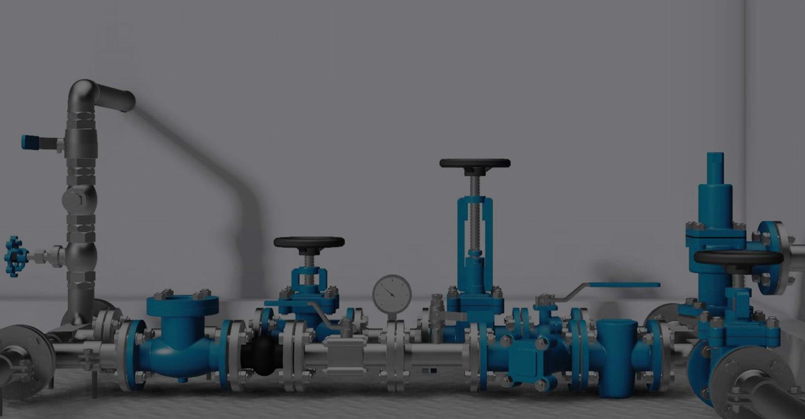 Трубопроводные вентили, арматура трубопроводная